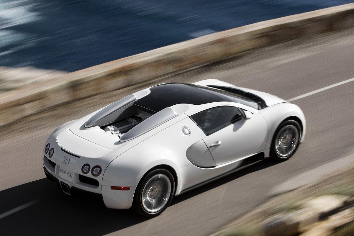 La dernière Bugatti Veyron Coupé aux enchères