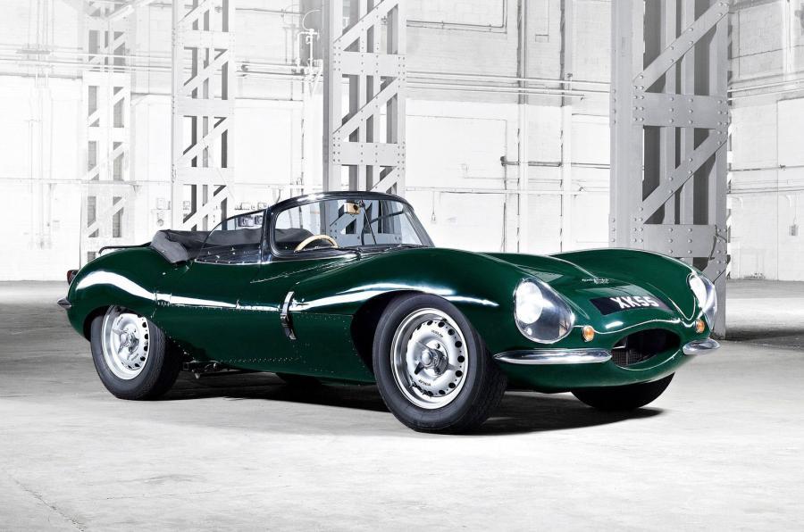 Jaguar redonne vie à la XKSS la première supercar de l'histoire