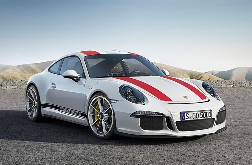 Porsche dévoile sa nouvelle 911 RSR