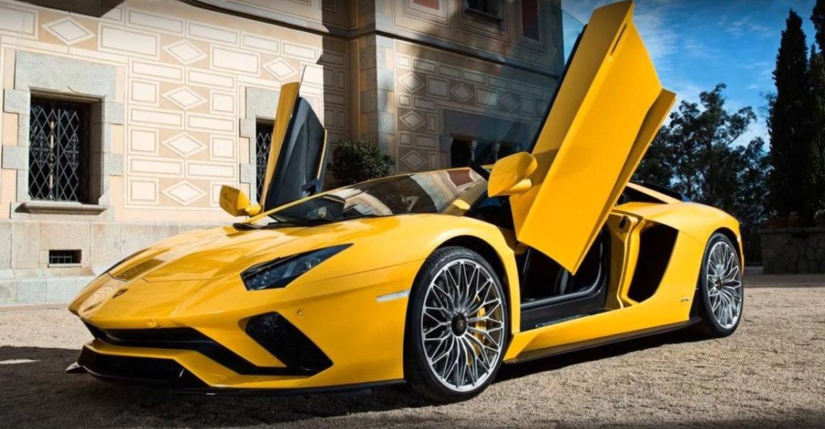 Lamborghini dévoilera son Aventador S au prochain salon de Genève