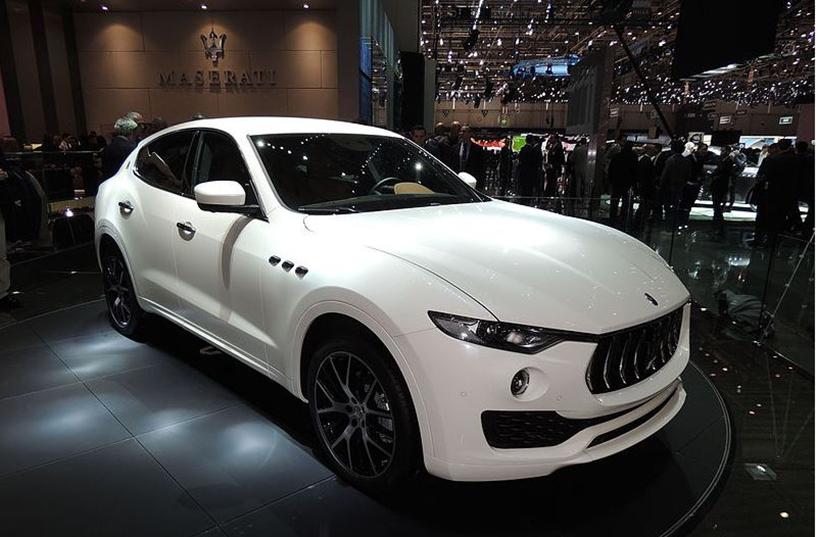 Pourquoi la Maserati Levante a-t'elle explosé les ventes en France ?