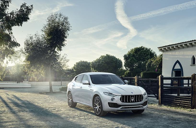 Maserati Levante a-t'elle explosé les ventes en France