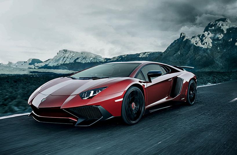 Plus de puissance et moins de poids, Lamborghini lance la nouvelle Aventador SV