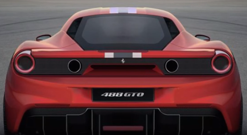 488 GTO