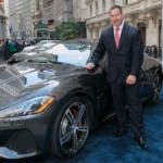 La marque italienne Maserati