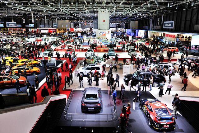 Les nouveautés attendues au salon automobile de Genève 2018