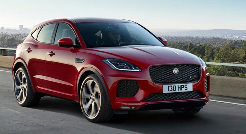 Jaguar E-Pace, un petit SUV aux grandes ambitions