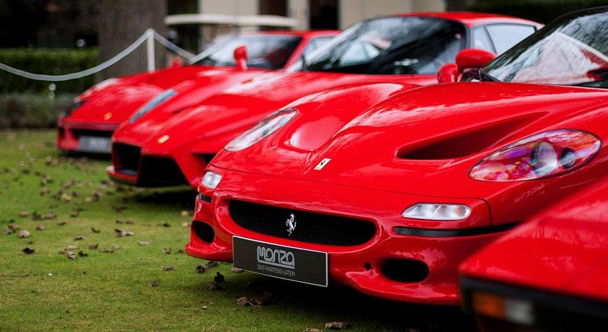 Ferrari fêtait ses 70 ans ce week-end