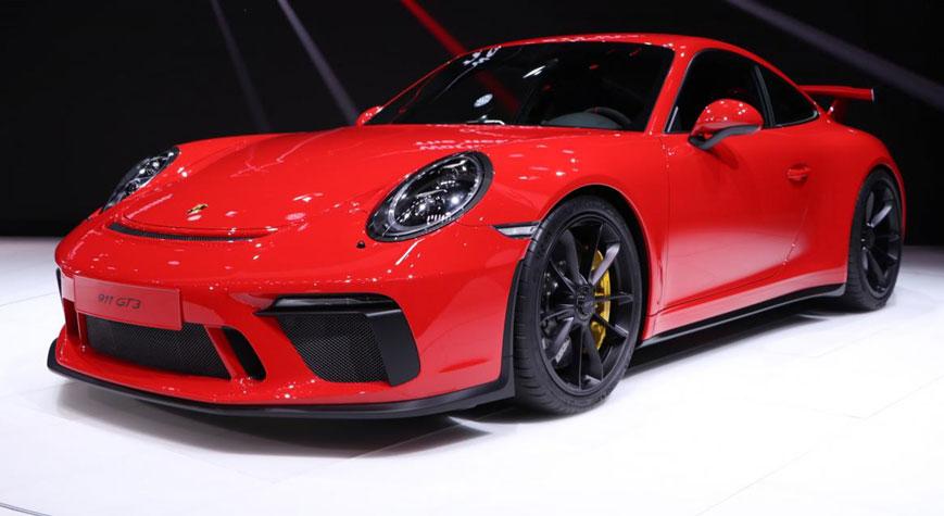 Porsche 911 GT3 Pack Touring, elle a tout d'une R !