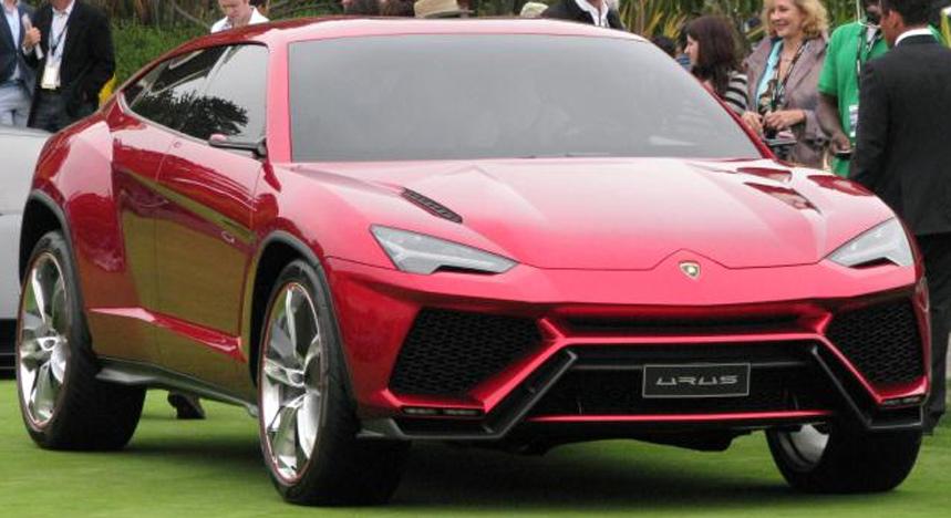 Le futur Lamborghini Urus dévoilé le 4 décembre prochain