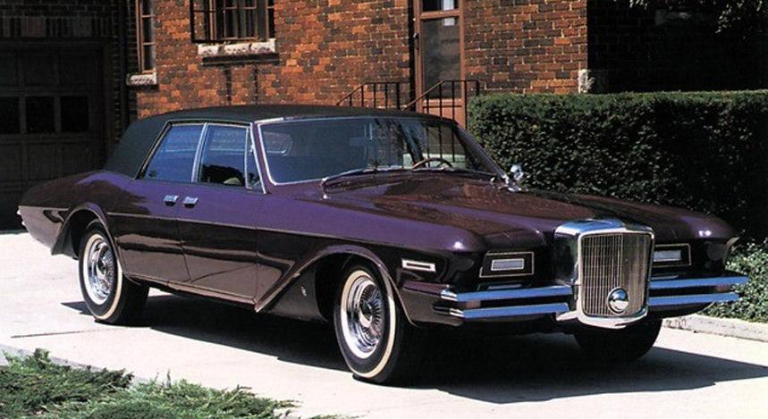 duesenberg model d Concept 1966