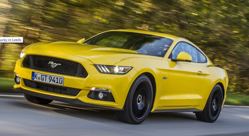 Actualités : Ford lance une FORD MUSTANG hybride pour 2020