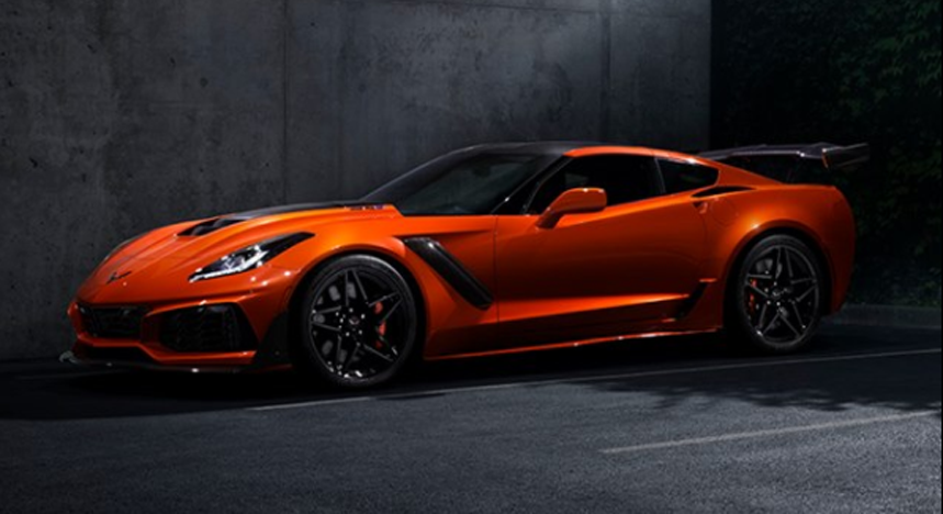 Chevrolet Corvette ZR1 2019 : une supercar au summum de la performance