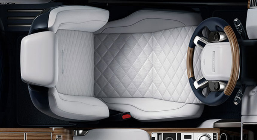 Salon de Genève 2018 : Land Rover annonce un Range Rover SV Coupé
