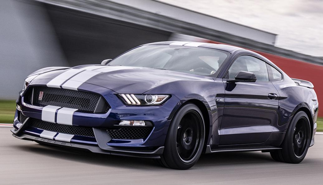 Découvrez la Ford Mustang Shelby GT350 2019