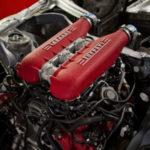 Ferrari remporte le titre de meilleur moteur pour son V8