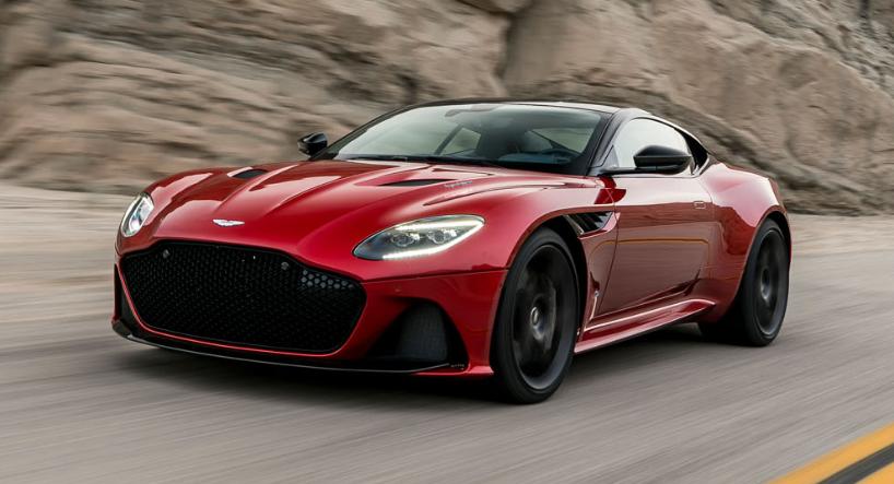 Aston Martin DBS Superleggera 2018 : la plus charismatique des GT actuelles
