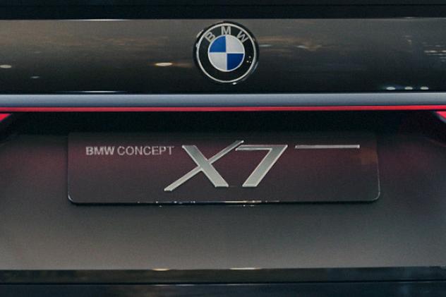 Informations sur le BMW X7 : les brevets à découvert!