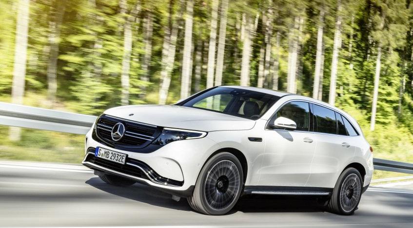 Avec le Mercedes-Benz EQC, la marque propose un SUV 100 % électrique