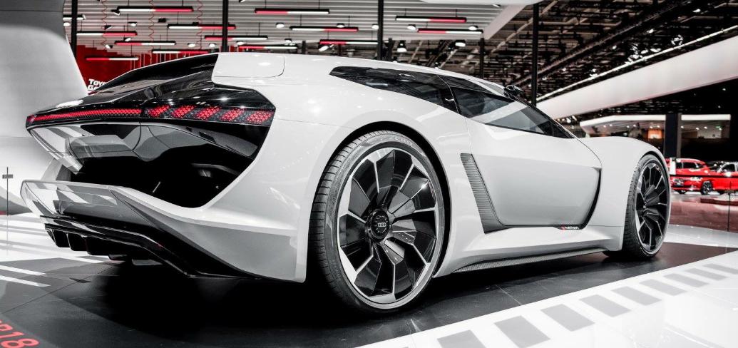 Audi PB18 e-tron : une R8 break de chasse toute électrique