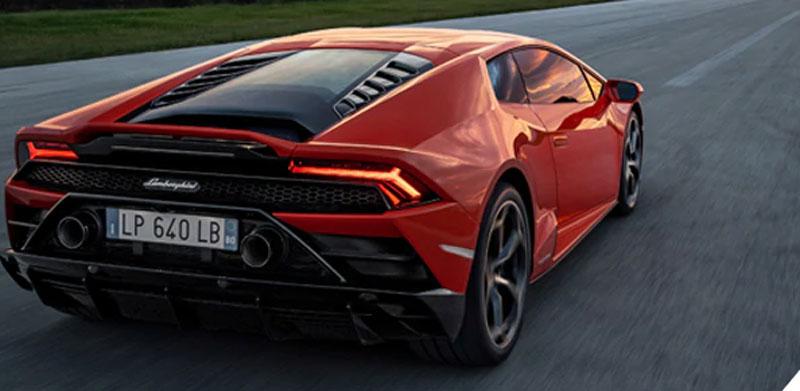 Lamborghini Huracán EVO : nouveau style, 640 chevaux et un configurateur en ligne