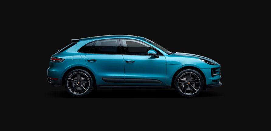 Porsche Macan S : un nouveau V6 pour le modèle 2019