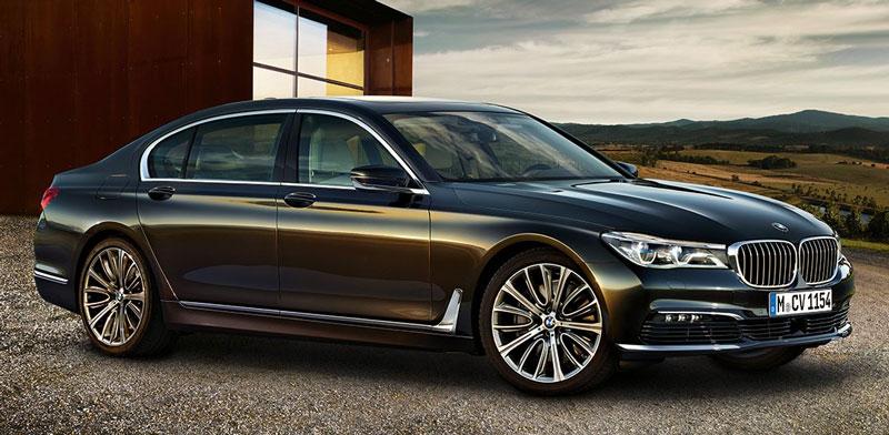 BMW annonce la série 7 restylée