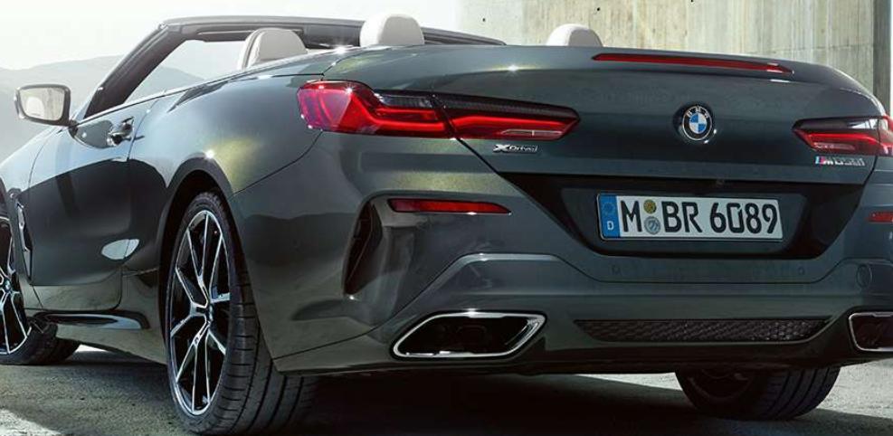 BMW dévoile une édition spéciale du M850i xDrive