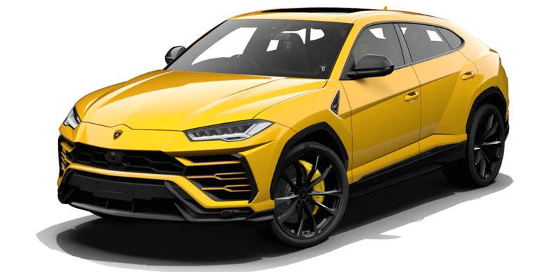 Lamborghini Urus, un SUV surpuissant