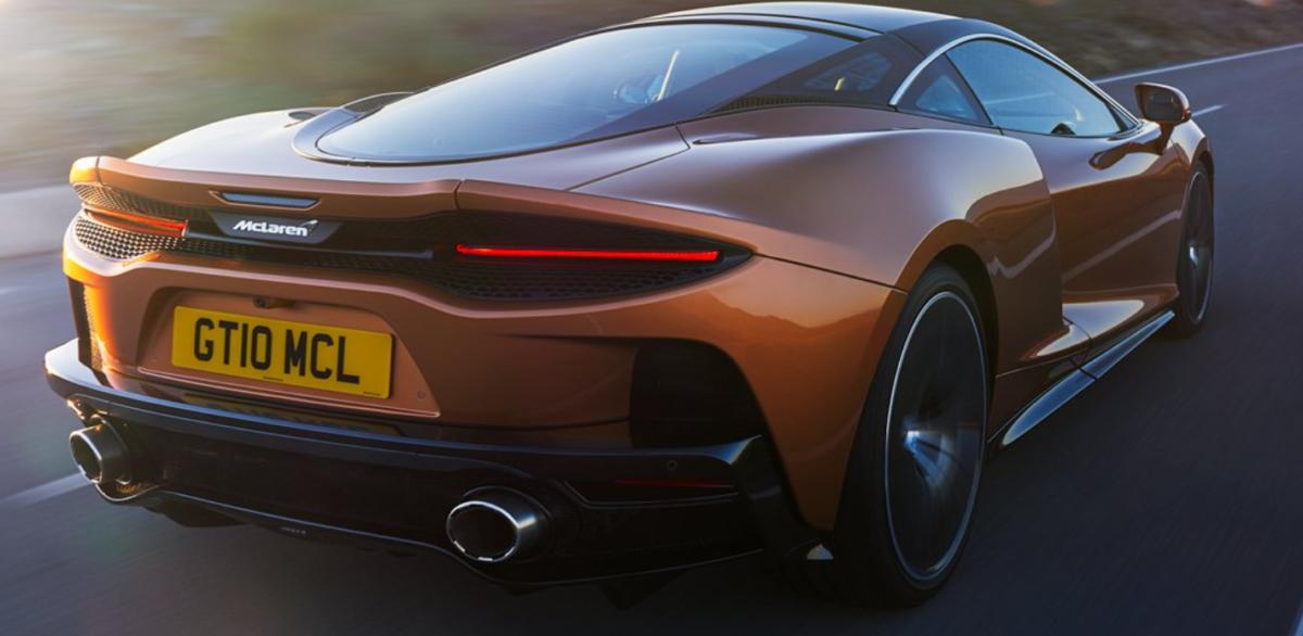Nouvelle McLaren GT une supercar qui ne manque pas d'arguments !