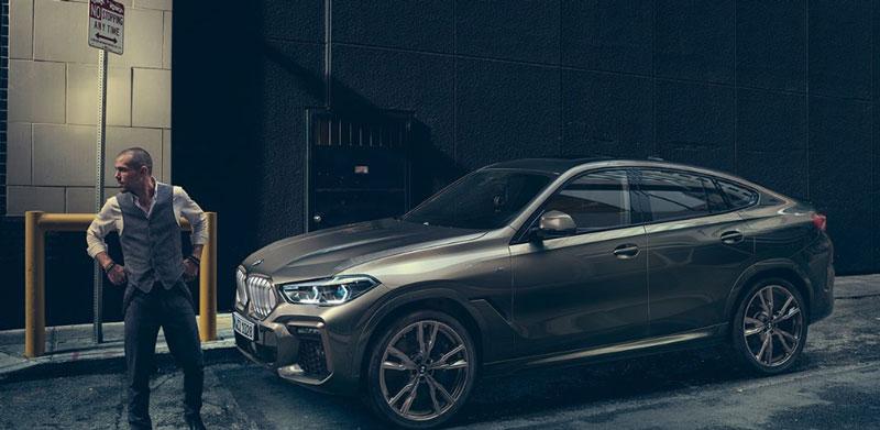 Toutes les infos sur le nouveau BMW X6