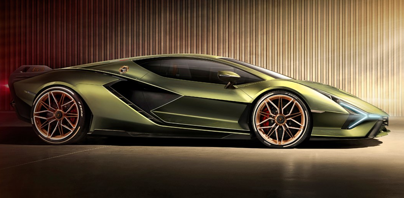 Lamborghini prévoit la sortie du Taycan 100% électrique en 2025