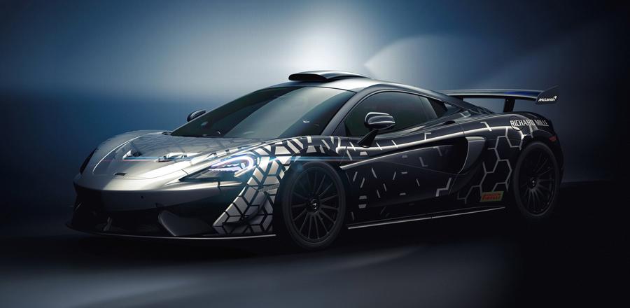Découvrez la dernière-née des McLaren : la 620R