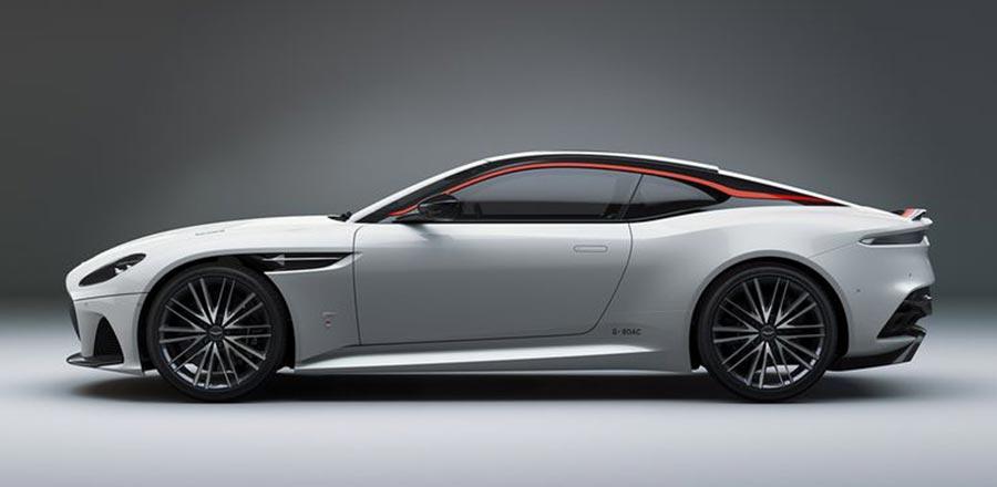 Aston Martin rend hommage au Concorde avec une édition limitée de la DBS Superleggera