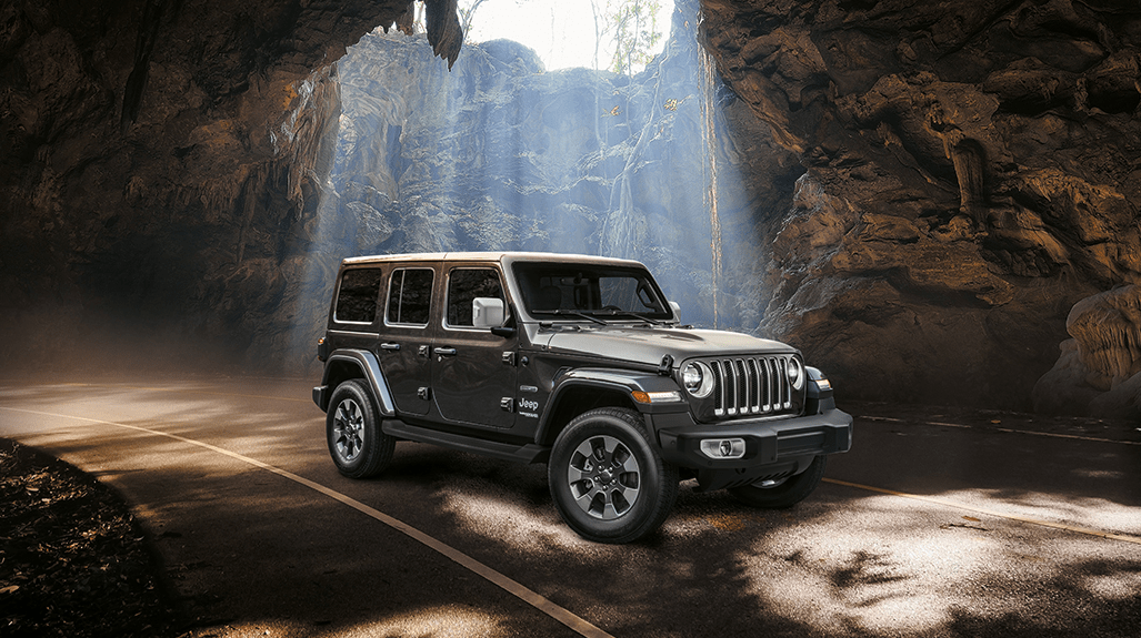 Nouvelle Jeep Wrangler