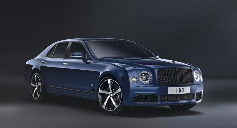 Fin de production repoussée pour la Bentley Mulsanne avec le COVID-19