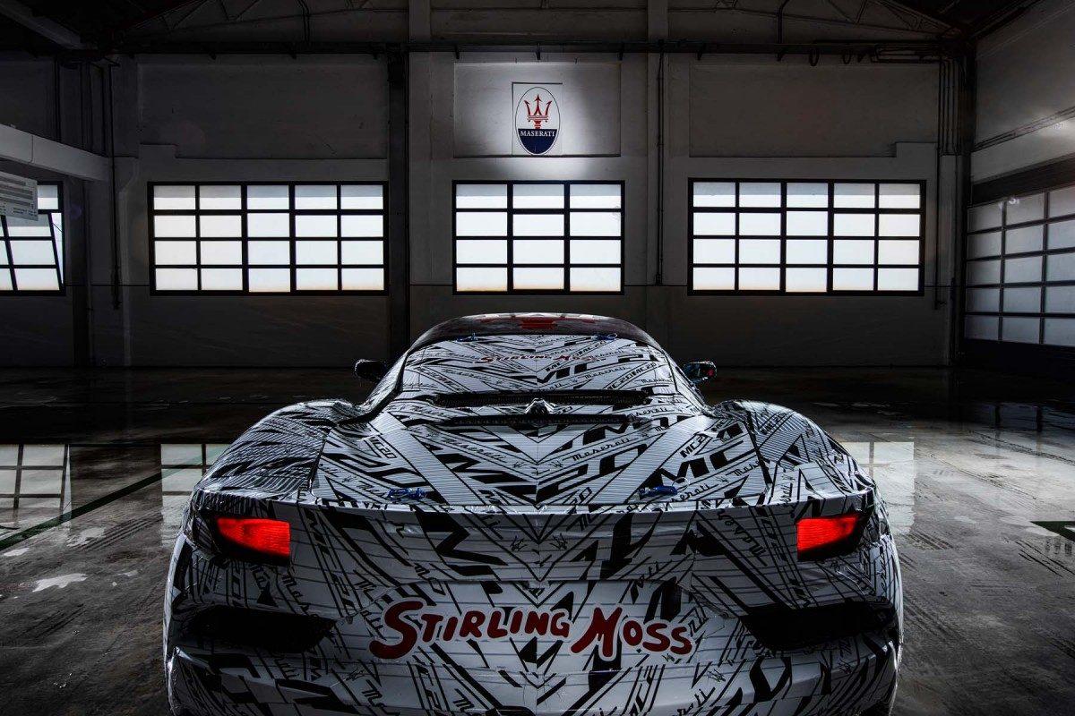 Les nouvelles images de la Maserati MC20 dévoilées : zoom sur cette supercar
