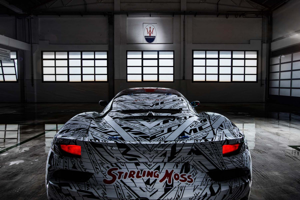 Découvrez la nouvelle Maserati MC20
