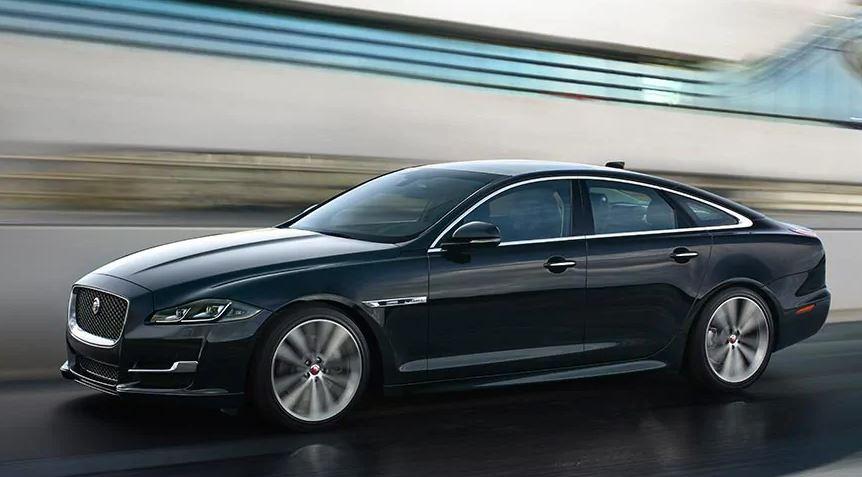 La sortie de la nouvelle Jaguar XJ électrique reportée à l'automne 2021