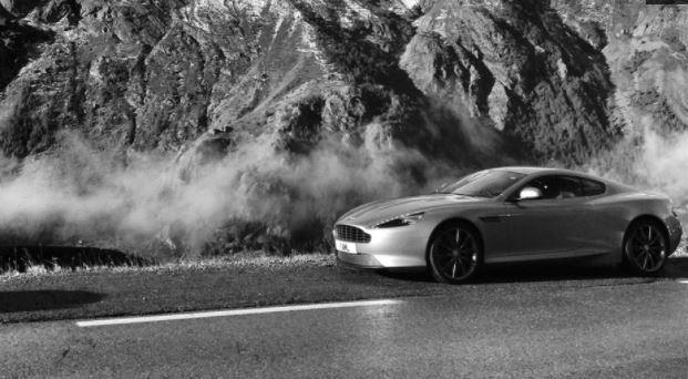 L'histoire de l'Aston Martin DB9, une des plus belles GT