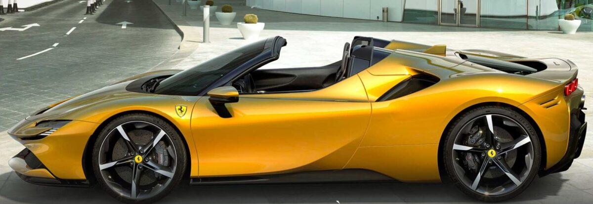 La Ferrari SF90 Spider 2020 dévoilée