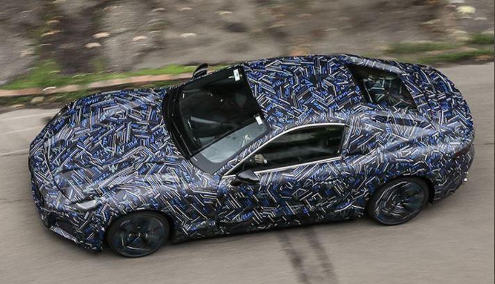 Zoom sur la version électrique de la Maserati GranTurismo 2022
