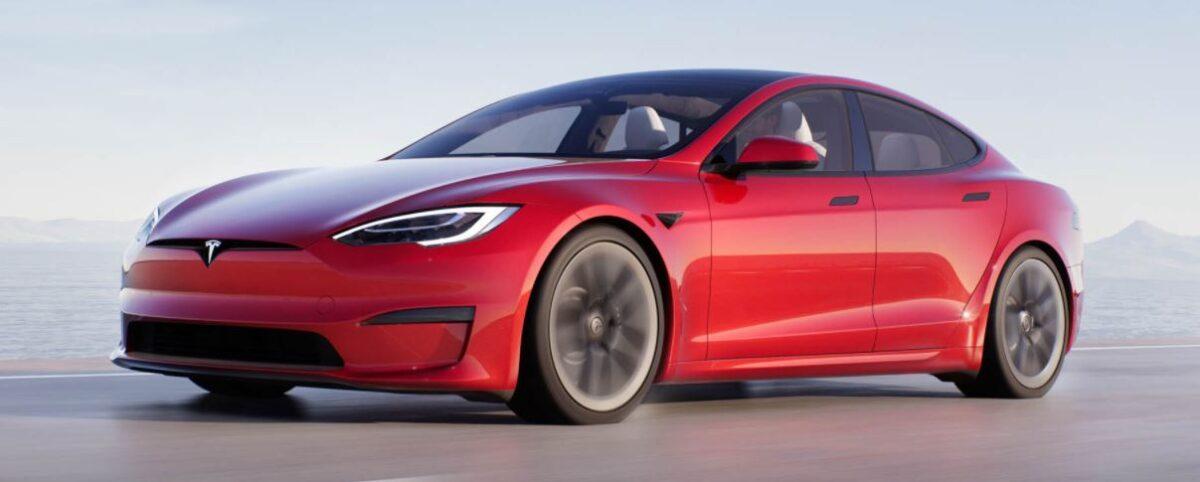 Tesla Model S Plaid, les raisons de la hausse de prix