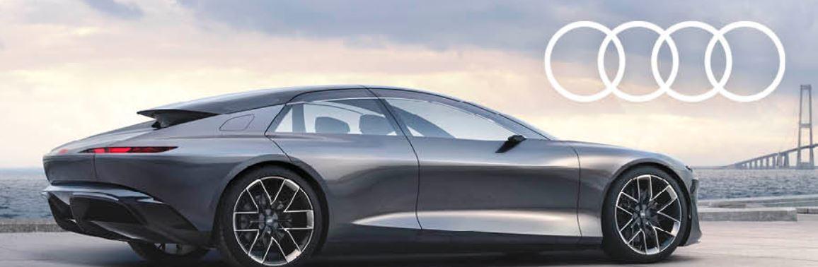La nouvelle Audi Grandsphere dévoilée au Salon de Munich 2021